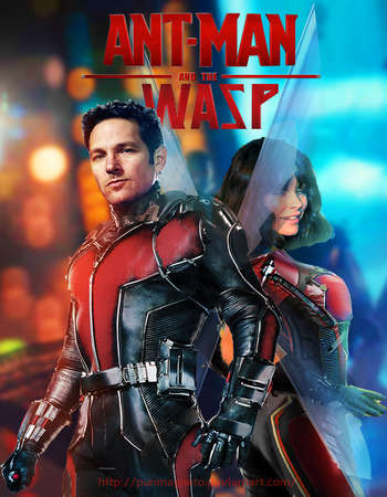 Ant-Man and the Wasp 2018 Dual Audio