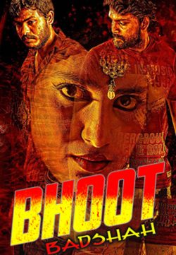 Bhoot Baadshah 2018 Hindi Dubbed 480p HDRip 350MB
