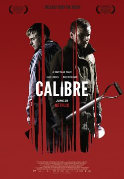 Calibre 2018 English 480p WEB-DL 350MB ESubs