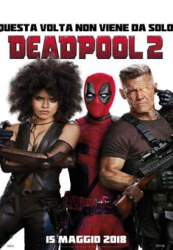 Deadpool 2 2018 Hindi Dual Audio 130MB HC HDRip HEVC Mobile