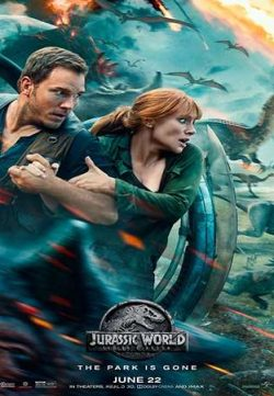 Jurassic World Fallen Kingdom 2018 Dual Audio 150MB HEVC Mobile