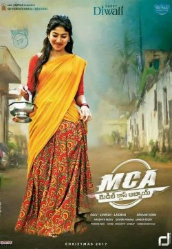 MCA Middle Class Abbayi 2018 Hindi Dubbed 480p HDRip 250MB