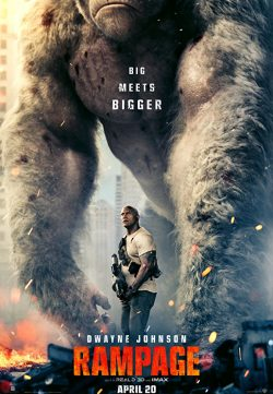 Rampage 2018 English 480p BRRip 350MB ESubs