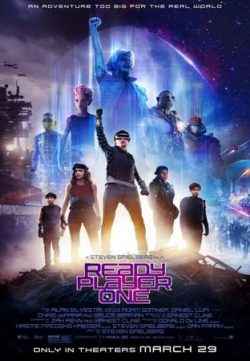 Ready Player One 2018 English 500MB BRRip 720p ESubs HEVC