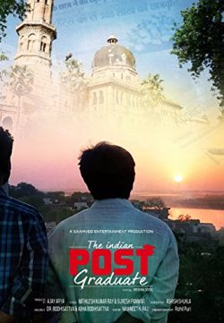 The Indian Post Graduate 2018 Hindi 480p HDRip 250MB