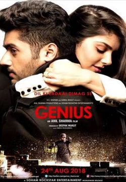 Genius 2018 Hindi 650MB Pre-DVDRip x264