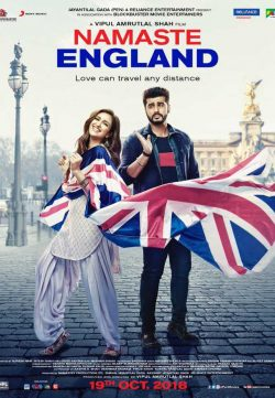 Namaste England 2018 Hindi 900MB Web-DL 480p