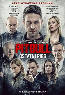 Pitbull: Last Dog (2018) English 480p WEB-DL 600MB