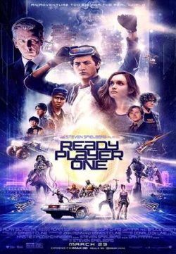 Ready Player One 2018 English 350MB HC HDRip 480p