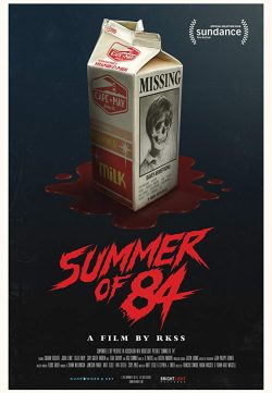 Summer of 84 2018 English 480p WEB-DL 350MB ESubs