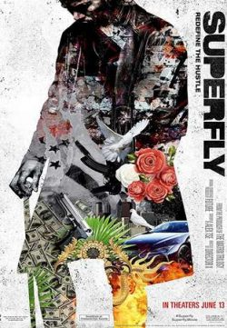SuperFly 2018 English 250MB Web-DL 480p ESubs