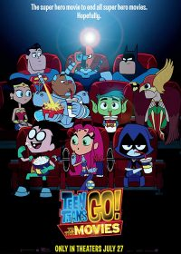 Teen Titans Go To the Movies 2018