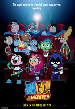 Teen Titans Go To the Movies 2018 English 480p DVDRIP 280mb