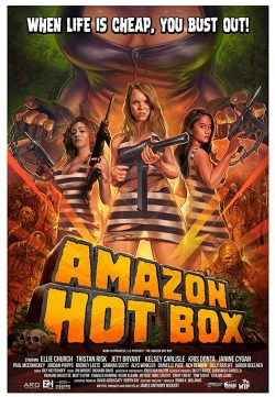 Amazon Hot Box 2018 English 250MB HDRip 480p