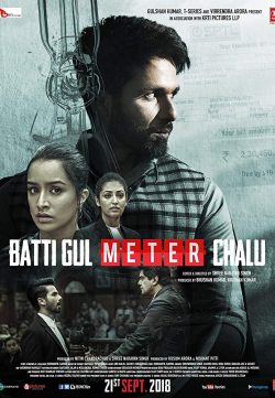 Batti Gul Meter Chalu 2018 Hindi 720p Pre-DVDRip 950MB