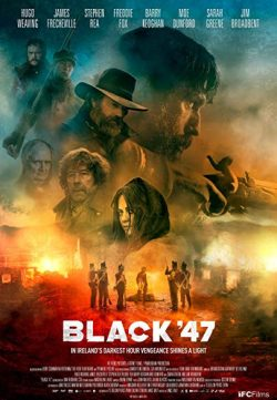 Black 47 (2018) English 300MB HDRip 480p x264 ESubs
