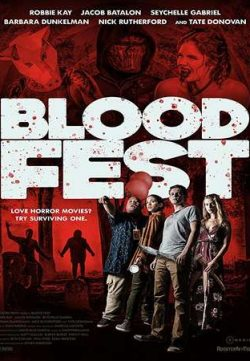 Blood Fest 2018 English 720p Web-DL 600MB ESubs