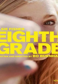 Eighth Grade 2018 English 720p Web-DL 650MB ESubs