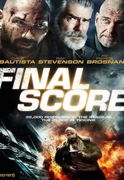 Final Score 2018 English 350MB HDTV 480p ESubs