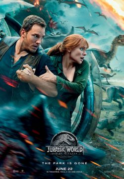 Jurassic World Fallen Kingdom 2018 English 720p WEB-DL 999MB