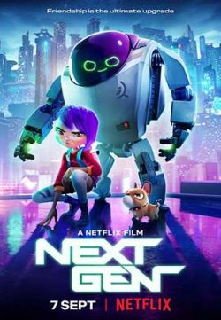 Next Gen 2018 English 280MB NF Web-DL 480p MSubs