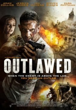 Outlawed (2018) English 350MB WEB-DL 480p x264