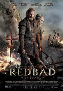 Redbad (2018) English 720p HDRip x264 ESubs