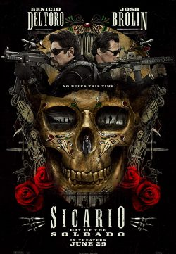 Sicario Day Of The Soldado 2018 English 480p BRRip 300MB ESubs