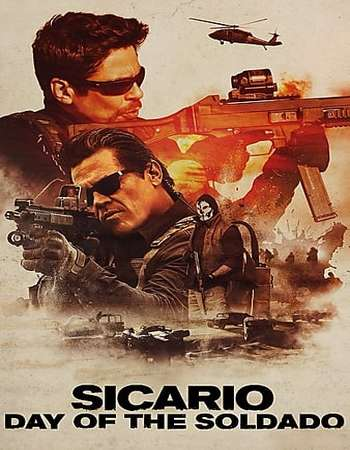 Sicario Day of the Soldado 2018 English