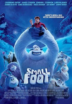 Smallfoot (2018) English 230MB DVDScr 480p