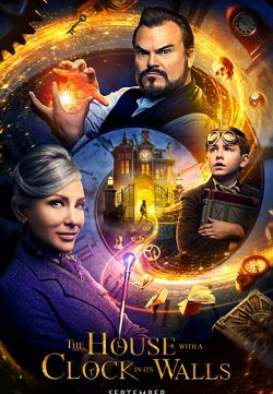 The House with a Clock in Its Walls (2018) English 300MB DVDScr 480p