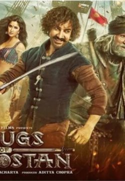 Thugs Of Hindostan (2018) Hindi Movie CamRip Download