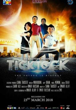 Tick Tock (2018) Urdu 250MB HDTVRip 480p