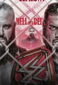 WWE Hell in a Cell 2018 English PPV 720p HDRip x264