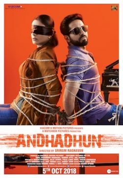 Andhadhun 2018 Hindi pDVDRip x264 750MB
