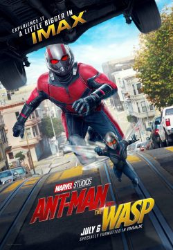 Ant-Man and the Wasp (2018) Dual Audio 550MB BluRay 720p HEVC