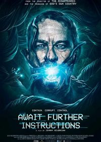 Await Further Instructions (2018) English