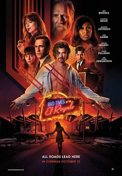 Bad Times at the El Royale (2018) English 300MB CAMRip 480p