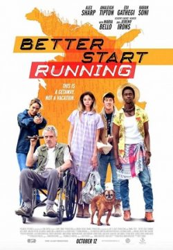Better Start Running (2018) English 350MB WEB-DL 480p