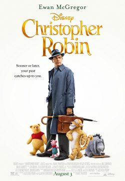 Christopher Robin (2018) English 720p BluRay x264 800MB ESubs