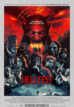 Hell Fest (2018) English HQ 450MB DVDScr 480p x264