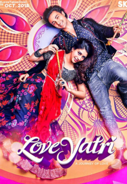 Loveyatri 2018 Hindi (1CD) Pre-DVDRip 750MB