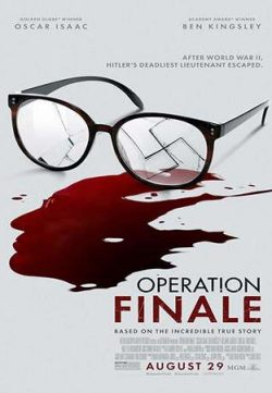 Operation Finale 2018 English 300MB Web-DL 480p