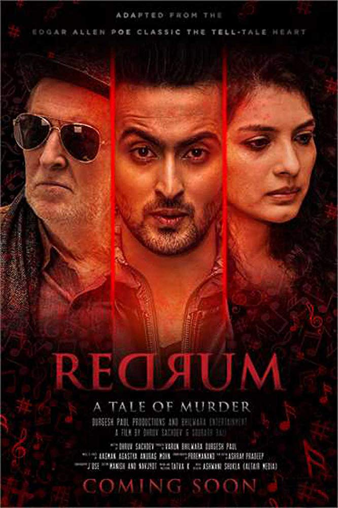 Redrum A Love Story (2018) Hindi