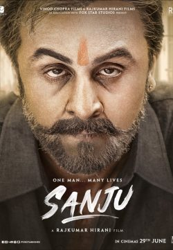Sanju 2018 Hindi 720p HDTVRip 930MB