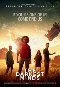 The Darkest Minds (2018) English 300MB HDRip 480p