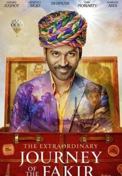 The Extraordinary Journey of the Fakir (2018) English 300MB BluRay 480p
