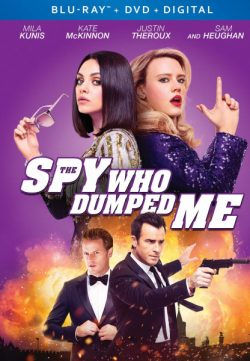 The Spy Who Dumped Me (2018) English 720p HDRip 900MB