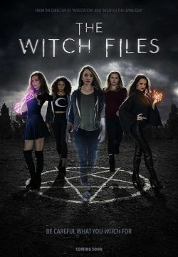 The Witch Files (2018) English 300MB HDRip 480p