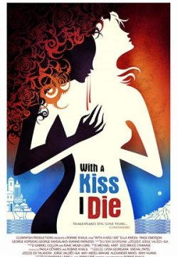 With a Kiss I Die (2018) English 230MB BRRip 480p